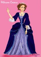 Princess with Purpose: Estelle by susieecool