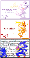 Oo. Valentine's day QUICK and AWFUL cards .oO by PauliCat-24