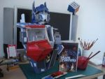Optimus Prime 2 by inoceze7