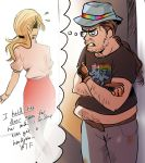 how could you, m'lady?! by longestdistance