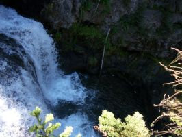 Tendoy Falls by Dunder-Muffin