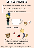 Little helpers reference [CLOSED SPECIES] by guada898