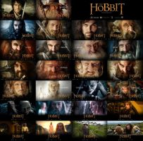 The Hobbit - Wallpaper Collection by aSkilletPanhead