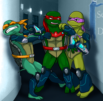 COME ON RAPH by Teratophelia