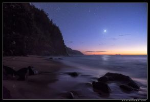 Untitled Ke'e Twilight by aFeinPhoto-com
