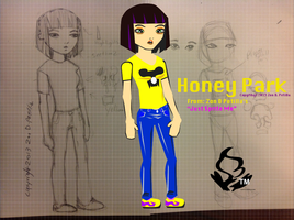Honey  Park from-Just Sprite Me by BurningwoodM