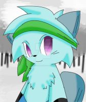 Saif As A Dewott Re draw by Sonic201000