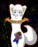 HAPPY 2011 by f0x-b0y