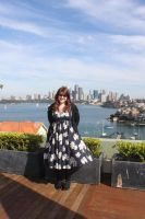 Red Head At Cremorne Point by Slayer-of-all-Evil