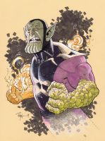 Super Skrull by RyanOttley
