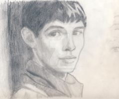 Merlin -Colin Morgan- Profile by Echos-ofmy-Past