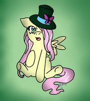 Fluttershy Hat by Ethereal-Aquamarine
