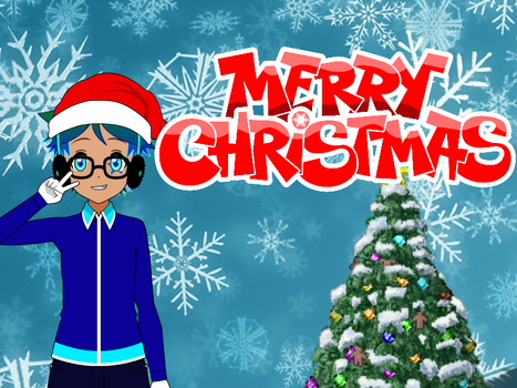 Merry Christmas Everyone by Pikachuisawesome60