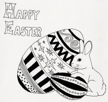 Happy Easter by Robear