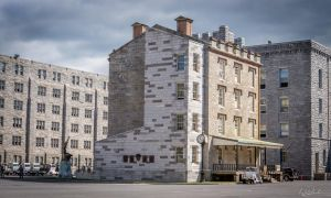 USMA: West Point Court Yard by Natures-Studio
