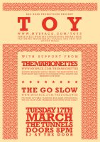 Toy at The Tunnels by Symphony-X