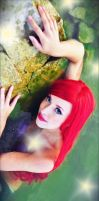 Ariel  little mermaid by Yana-Mio