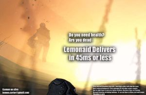 Lemonaid Delivers by iLemon