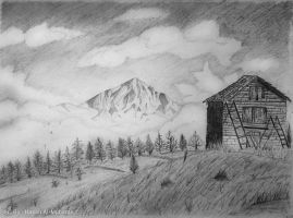 The Hut by HasanMHM