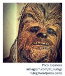 CHEWIE WE ARE IN HOME by pacoespinoza
