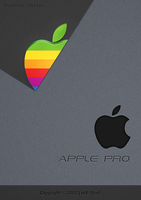 Apple Pro by mx-steel