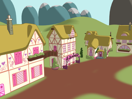 Misc Ponyville Houses by mattbas