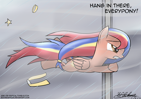 Hang In There, Everypony! by boyindahaus