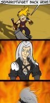Sephiroth Is Hot by ZoDy