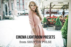 Cinema Lightroom Presets by shutterpulse