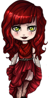 Chibi for Lush by take0it0isi