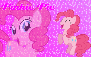 Pinkie Pie Wallpaper by Supremechaos918