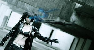Black Rock Shooter 5 by Inushio
