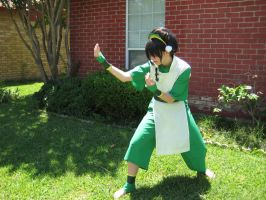 Toph Beifong by ThE-TarNIshEd