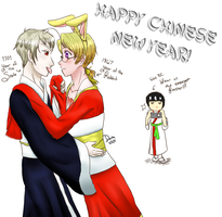 Chinese New Year PruCan Style by ChainOfDreams