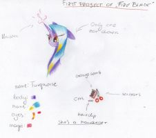 First old project of Fire Blade by IgnisLamina