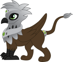 Shapeless Sun Preview: Griffon Prince Avion by InkRose98