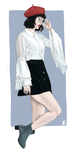 Outfit #1 by Ariarin