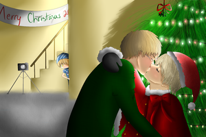 I Saw Sweden Kissing Santa Claus by CrystalTheTaco