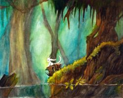 Ori and the Blind Forest 2 by AmanoChio