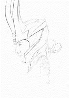 Loki Painting Process gif.file by OCMay