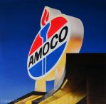 Amoco Sign, St. Louis by jsalozzo