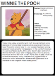 Animated All Stars Winnie the Pooh by Gojirafan1994
