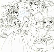 Request for Dramione by WackyKittyYan