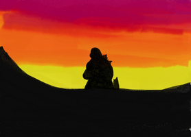 No.32 - Sunset by I-like-Dirt