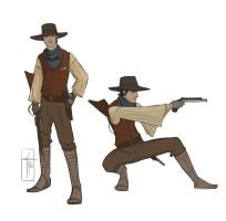 Cowboy by LauraTolton