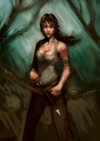 Tomb Raider 5 by zoppy