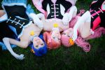 Mawaru Penguindrum - Triple H 1 by neko-tin