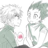 Gon kawaii by ApRiLmayu