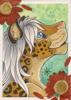 ACEO - Raika by awaicu