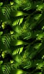 Green Leaves BG Seamless Tile by brenbren